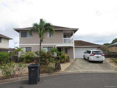 Ewa Beach Single Family Home For Sale: 91-1040 Kupekala Street