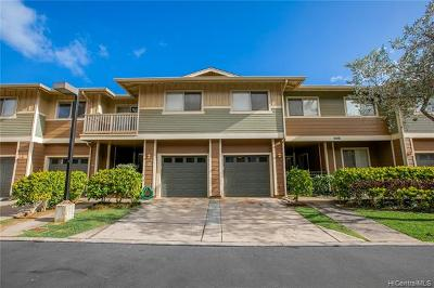 kapolei Condo/Townhouse For Sale: 92-1141 Panana Street #1405