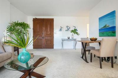 Honolulu Condo/Townhouse For Sale: 1314 Victoria Street #901