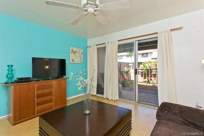 Mililani Condo/Townhouse For Sale: 94-1436 Lanikuhana Avenue #467