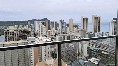 Honolulu Condo/Townhouse For Sale: 445 Seaside Avenue #3511