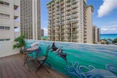 Honolulu Condo/Townhouse For Sale: 2450 Prince Edward Street #1207A