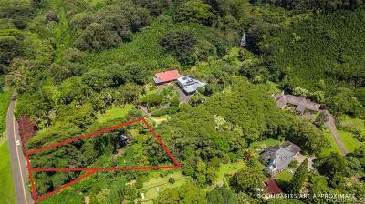 Honolulu County Residential Lots & Land For Sale: 4151 Nuuanu Pali Drive #Lot 6B
