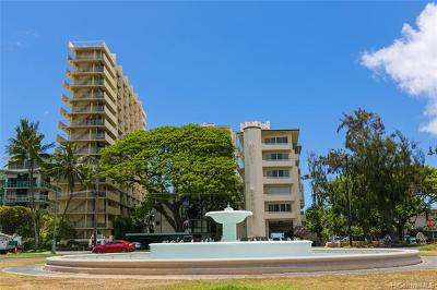 Condo/Townhouse For Sale: 2947 Kalakaua Avenue #PH02