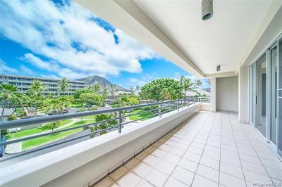 Honolulu County Condo/Townhouse For Sale: 001 Keahole Place #1312