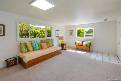 Honolulu Single Family Home For Sale: 118 Halemaumau Street
