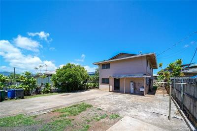 Wahiawa Single Family Home For Sale: 1207 Aheahe Avenue