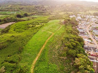 Honolulu County Residential Lots & Land For Sale: Kamehameha Highway #Lot 6