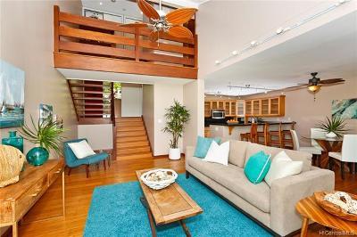 Kailua Condo/Townhouse For Sale: 356-C Kaelepulu Drive #903
