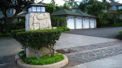Central Oahu, Diamond Head, Ewa Plain, Hawaii Kai, Honolulu County, Kailua, Kaneohe, Leeward Coast, Makakilo, Metro Oahu, North Shore, Pearl City, Waipahu Rental For Rent: 92-1001 Aliinui Drive #4A