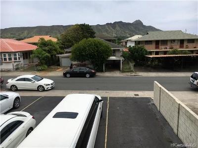 Honolulu County Rental For Rent: 3134 Brokaw Street #5