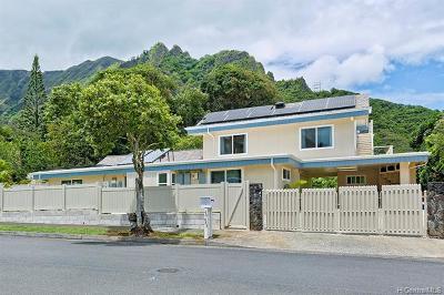 Single Family Home For Sale: 46-483 Makena Street