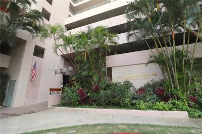 Central Oahu, Diamond Head, Ewa Plain, Hawaii Kai, Honolulu County, Kailua, Kaneohe, Leeward Coast, Makakilo, Metro Oahu, North Shore, Pearl City, Waipahu Rental For Rent: 1848 Kahakai Drive #2002