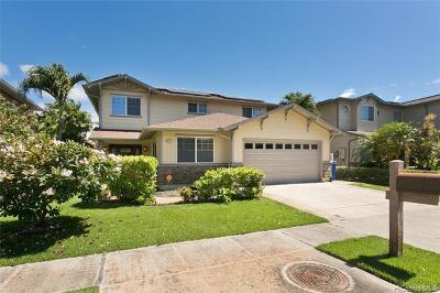 Ewa Beach Single Family Home For Sale: 91-322 Hoolu Place