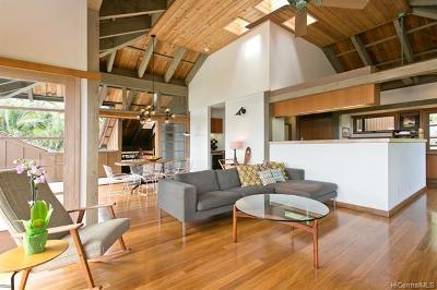 Single Family Home For Sale: 1313 Mokolea Drive
