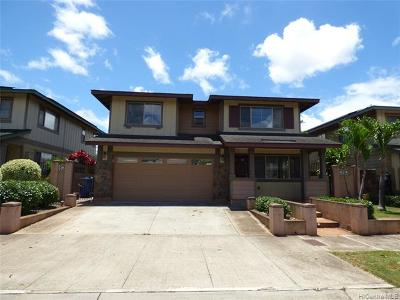 Single Family Home For Sale: 94-1204 Awaiki Street