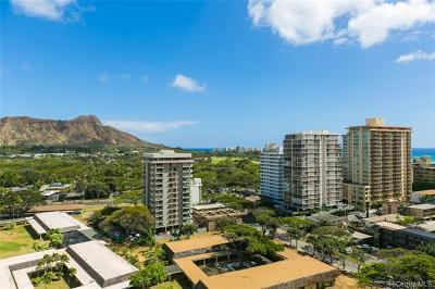 Honolulu Condo/Townhouse For Sale: 229 Paoakalani Avenue #1712