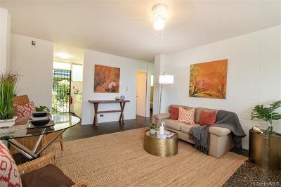 Honolulu HI Condo/Townhouse For Sale: $300,000