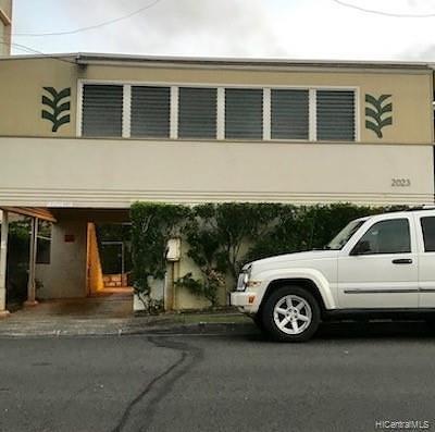 Honolulu Multi Family Home For Sale: 2023 Date Street