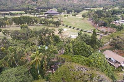 Honolulu Single Family Home For Sale: 71 Country Club Road #C