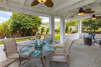 Kaneohe Single Family Home For Sale: 45-433 Meakaua Street