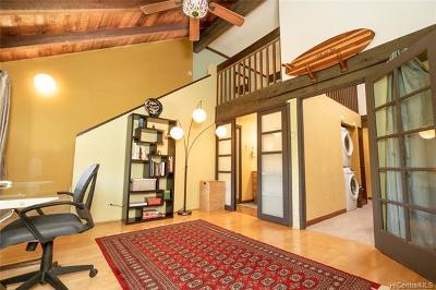 Condo/Townhouse For Sale: 370 Kawaihae Street #370G