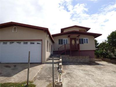 kapolei Single Family Home For Sale: 92-831 Wainohia Street