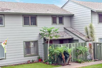 Kapolei Condo/Townhouse For Sale: 92-1237 Panana Street #35