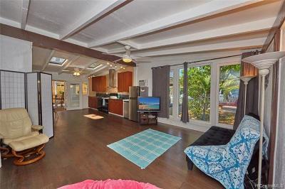 Ewa Beach Single Family Home For Sale: 91-1231 Hanaloa Street