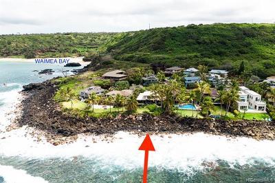 Haleiwa Single Family Home For Sale: 61-177 Iliohu Place