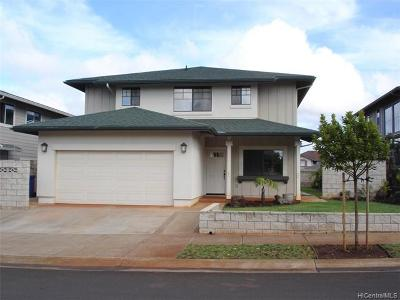 Central Oahu, Diamond Head, Ewa Plain, Hawaii Kai, Honolulu County, Kailua, Kaneohe, Leeward Coast, Makakilo, Metro Oahu, North Shore, Pearl City, Waipahu Rental For Rent: 95-1020 Loea Street