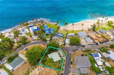 Waianae Single Family Home For Sale: 84-580 Upena Street
