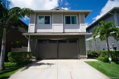 Single Family Home For Sale: 91-6221 Kapolei Parkway #420