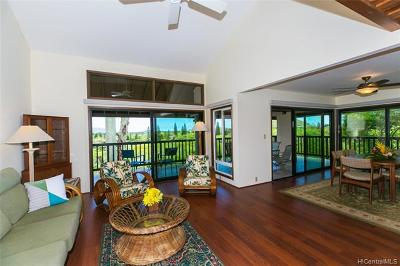Kailua Condo/Townhouse For Sale: 1302d Kamahele Street #2401