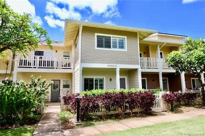 Honolulu County Condo/Townhouse For Sale: 1150 Kakala Street #1006