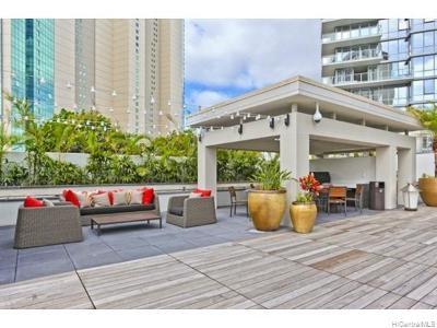 Honolulu, Kailua, Waimanalo, Honolulu, Kaneohe Rental For Rent: 1189 Waimanu Street #1302