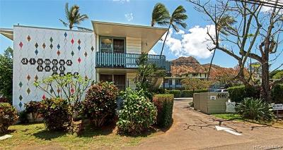 Honolulu Condo/Townhouse For Sale: 3824 Leahi Avenue #118