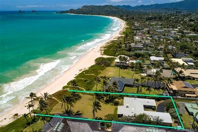 Kailua Single Family Home In Escrow Showing: 562-E N Kalaheo Avenue