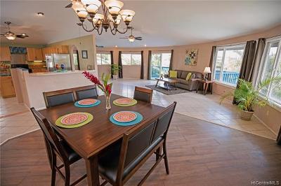 Hauula Single Family Home For Sale: 54-045 Waikulama Street