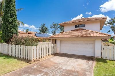 Kapolei Single Family Home For Sale: 91-1013 Kuea Street