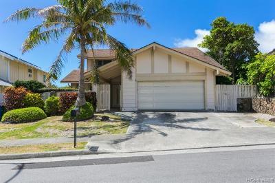Single Family Home For Sale: 7511 Nakalele Street