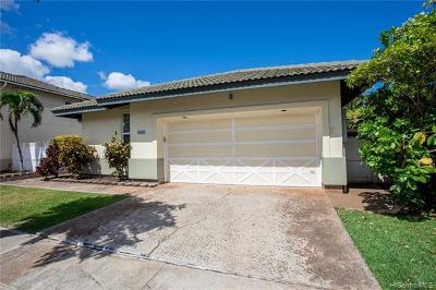 Kapolei Single Family Home For Sale: 91-1036 Mamaka Street