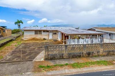 Pearl City Single Family Home For Sale: 2327 Apapa Street
