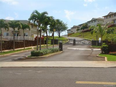 Kapolei Single Family Home For Sale: 92-7049 Elele Street #54