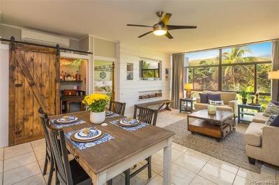 Kailua Condo/Townhouse For Sale: 1020 Aoloa Place #405A