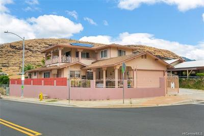 Waianae Single Family Home For Sale: 86-240 Leihua Street