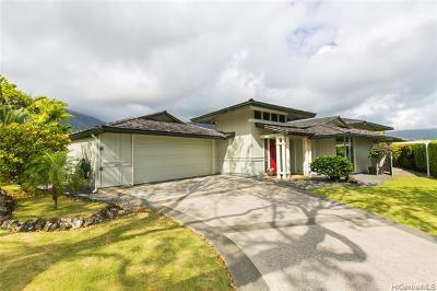 Single Family Home For Sale: 46-140 Nahiku Street