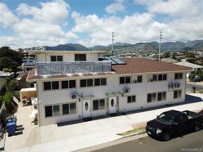 Honolulu Single Family Home For Sale: 3415 Kanaina Avenue