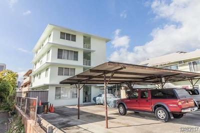 Hawaii County, Honolulu County Rental For Rent: 738 Cedar Street #1