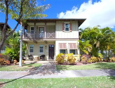 Ewa Beach Single Family Home For Sale: 91-1010 Waikai Street